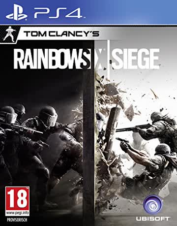 Tom Clancy's Rainbow Six: Siege [AT-PEGI]