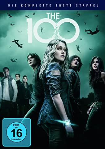 The 100 - Staffel 1 (DVD)