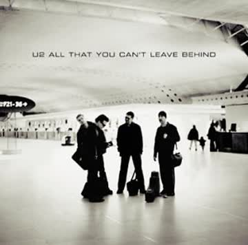 U2 - All That You Can't Leave..