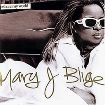 Mary J. Blige - Share My World/Bonus Track Int