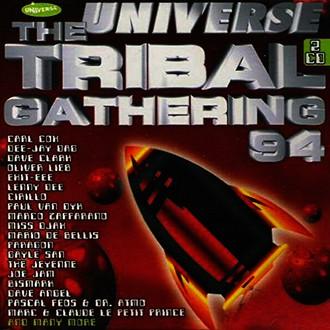 Various - Universe - The Tribal Gathering 94