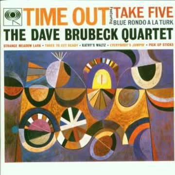 Brubeck Dave Quartet - Time Out