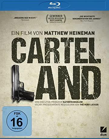 Cartel Land [Blu-ray]