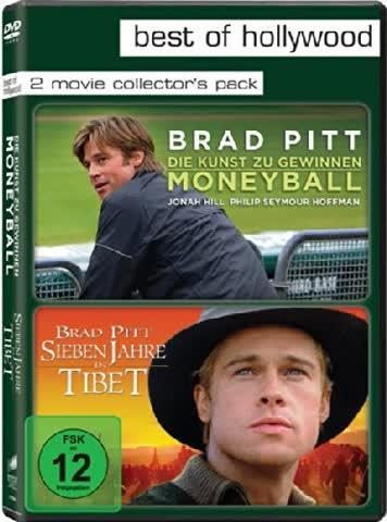Best of Hollywood - 2 Movie Collector's Pack: Die Kunst zu gewinnen - Moneyball / Sieben . [2 DVDs]