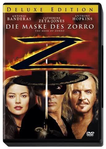 Die Maske des Zorro [Deluxe Edition]