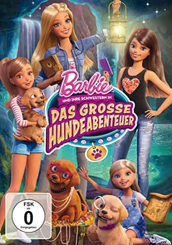 Barbie und ihre Schwestern - Das grosse Hundeabenteuer