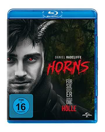 HORNS - MOVIE