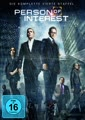 Person of Interest - Die komplette vierte Staffel [6 DVDs]