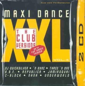 Various - Maxi Dance Xxl 4