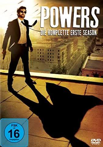 Powers - Die komplette erste Season [3 DVDs]