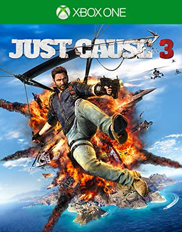 Just Cause 3 (XONE) (PEGI)