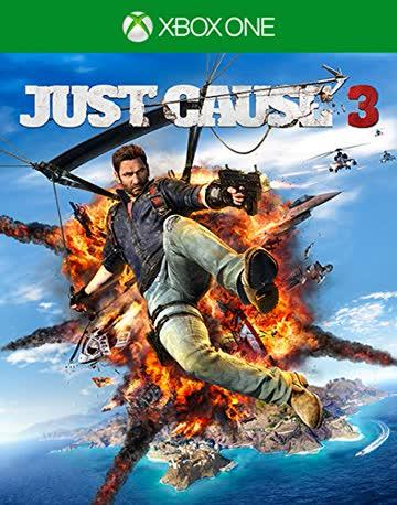 Just Cause 3 (XONE) (PEGI)