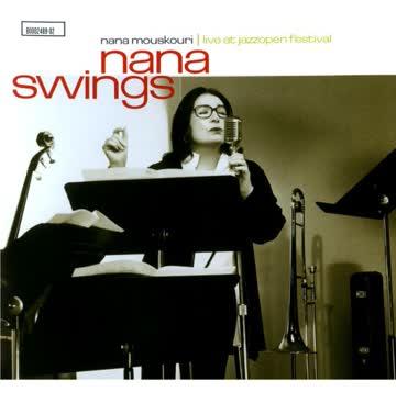 Nana Mouskouri - Nana Swings