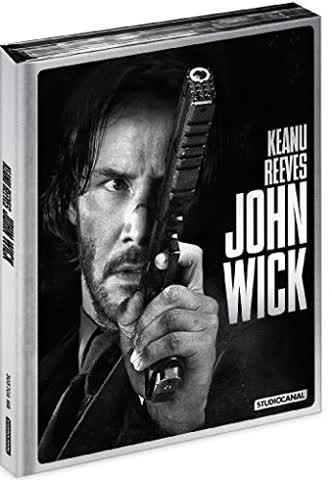 JOHN WICK (BLU-RAY IM MEDIABOO