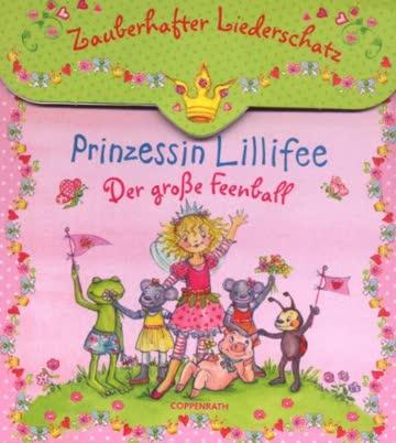 Prinzessin Lillifee der Große Feenball (CD)