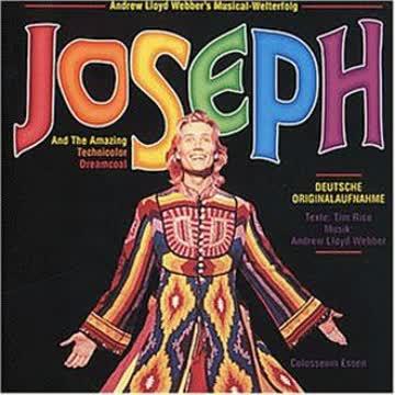 Essen - Joseph and the amazing Technicolor Dreamcoat (Deutsche Gesamtaufnahme)
