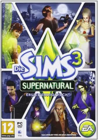 Die Sims 3: Supernatural (Add - On) [AT PEGI] - [PC/Mac]