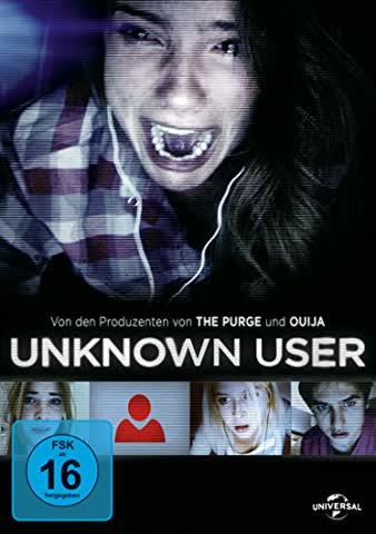 Unknown User (FSK 12 Jahre) DVD