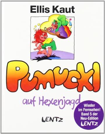 Pumuckl, Bd.5, Pumuckl auf Hexenjagd