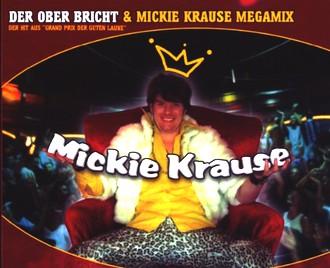 Mickie Krause - Der Ober bricht / Megamix