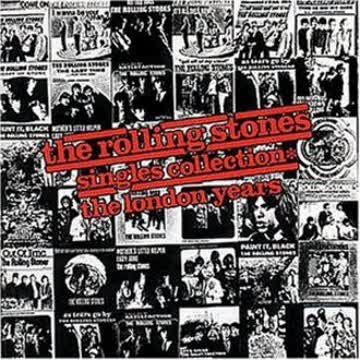 the Rolling Stones - Singles Collection - The London Years