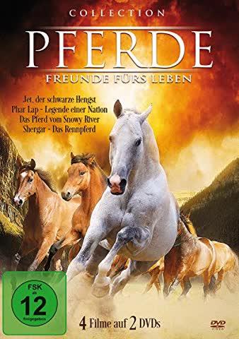 Pferde - Freunde fürs Leben Collection [2 DVDs]