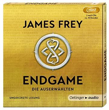 Endgame: Die Auserwählten, Ungekürzte Lesung, ca. 800 Min.