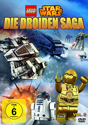 LEGO Star Wars: Die Droiden Saga, Vol. 2