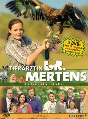 Tierärztin Dr. Mertens - Staffel 1 (5 DVDs)