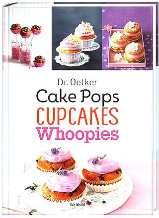 Dr. Oetker Cake Pops, Cupcakes, Whoopies