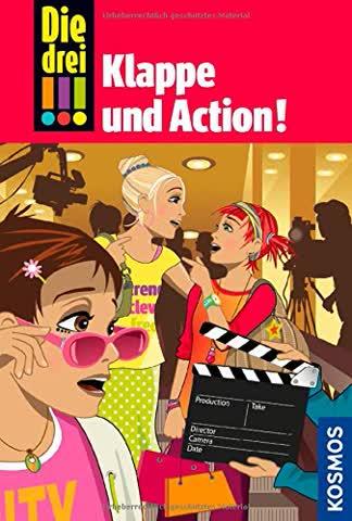 Die drei !!! Klappe und Action! (drei Ausrufezeichen)