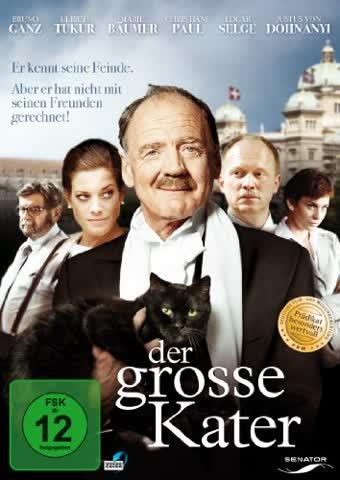 DVD DER GROSSE KATER