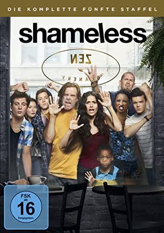 Shameless - Die komplette 5. Staffel [3 DVDs]