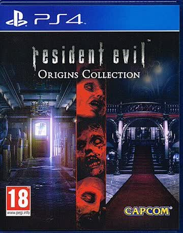 Resident Evil Origins Collection (AT-PEGI) Playstation 4