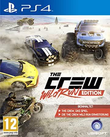 The Crew Wild Run Edition [AT-PEGI]