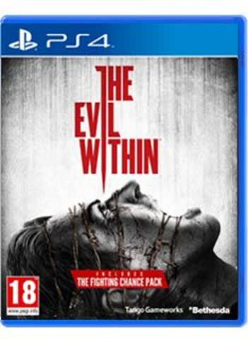 The Evil Within - PEGI