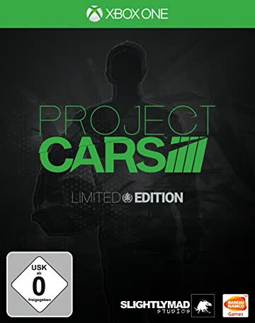 Project CARS - Limited Edition - Steelcase (exklusiv bei Amazon.de) - [Xbox One]