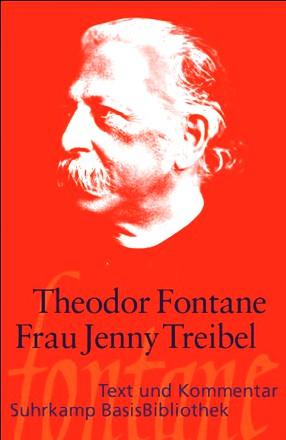 Frau Jenny Treibel (Suhrkamp BasisBibliothek)