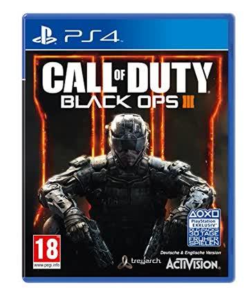 Call of Duty: Black Ops III [AT-PEGI]-[PlayStation 4]