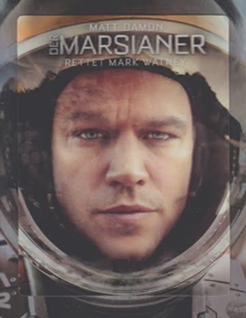 Der Mars¡aner - Rettet Mark Watney Steelbook [Blu-ray]