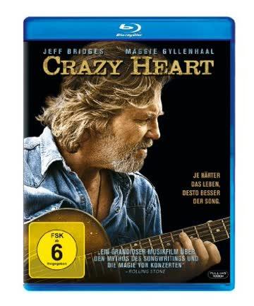 CRAZY HEART (BLU-RAY) - VARIOU