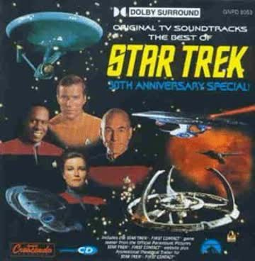Various - The Best of Star Trek: 30th Anniversary Special