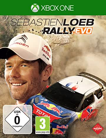 Sébastien Loeb Rally Evo [German Version]