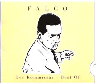 Falco - Der Kommissar-Best of (Discbox Slider)