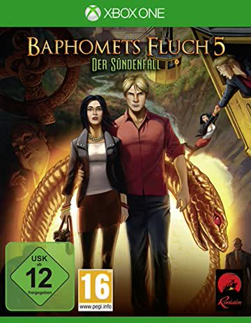 Baphomets Fluch 5 - Premium Edition - [Xbox One]