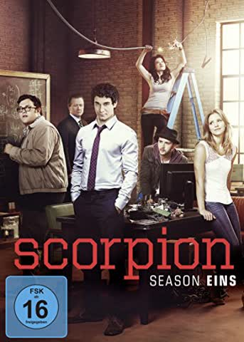 Scorpion - Staffel 1