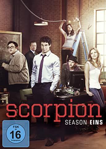 Scorpion - Staffel 1