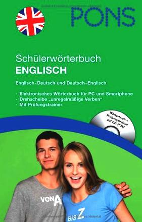 Schulerworterbuch Englisch-Deutsch, Deutsch-Englisch