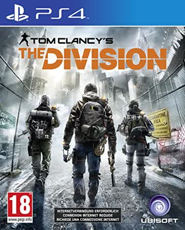Tom Clancy's The Division [AT-PEGI] - [PlayStation 4]