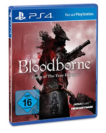 Bloodborne - Game of the Year Edition - [PlayStation 4]
